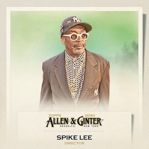 2020 Topps Allen & Ginter Non-Baseball Autographs Guide 40