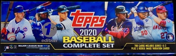 2020 Topps Baseball Complete Factory Set Guide and Exclusives Checklist 19