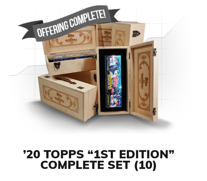 2020 Topps Baseball Complete Factory Set Guide and Exclusives Checklist 13