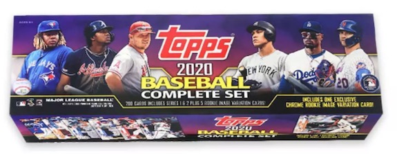2020 Topps Baseball Factory Set Rookie Variations Gallery 3