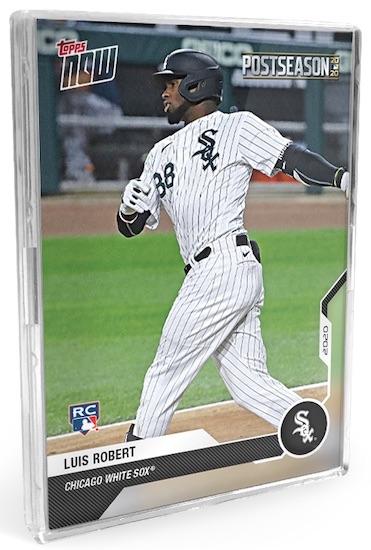 2020 Topps Now Postseason Baseball Cards Checklist 2