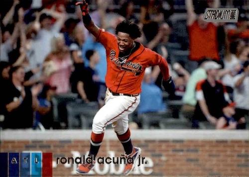 2020 Topps Stadium Club Baseball Variations Checklist and Gallery 38