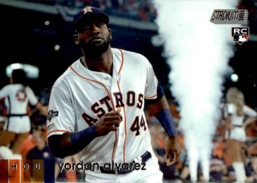 2020 Topps Stadium Club Baseball Variations Checklist and Gallery 16