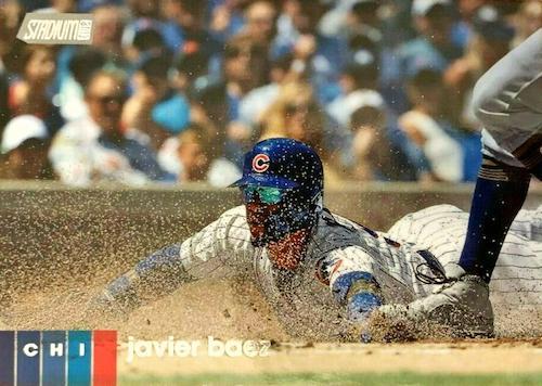 2020 Topps Stadium Club Baseball Variations Checklist and Gallery 29