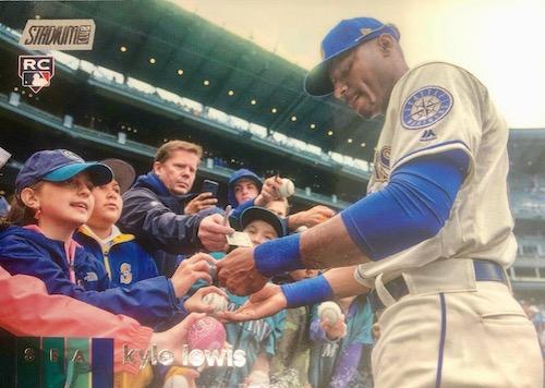 2020 Topps Stadium Club Baseball Variations Checklist and Gallery 77