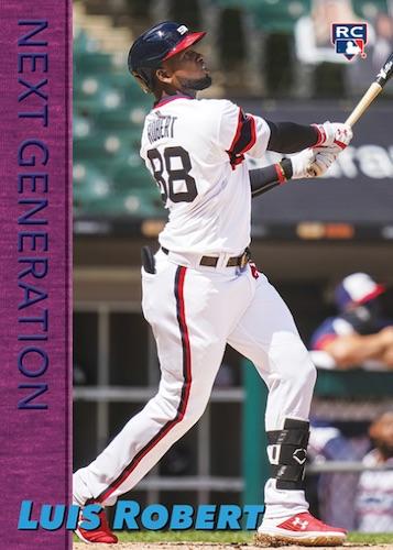 2020 Topps Throwback Thursday Baseball Cards - Set 52 38