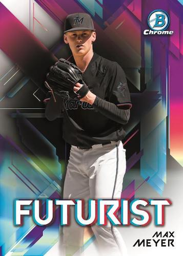 2021 Bowman Baseball Cards - Checklist Added 5