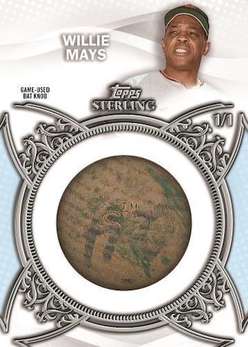 2021 Topps Sterling Baseball Cards - Checklist Added 6