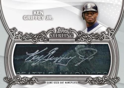 2021 Topps Sterling Baseball Cards - Checklist Added 7