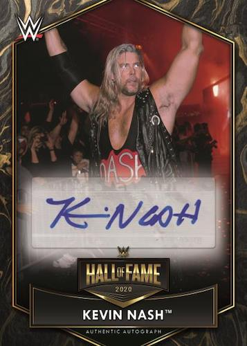 2021 Topps WWE Road to WrestleMania Wrestling Cards 6