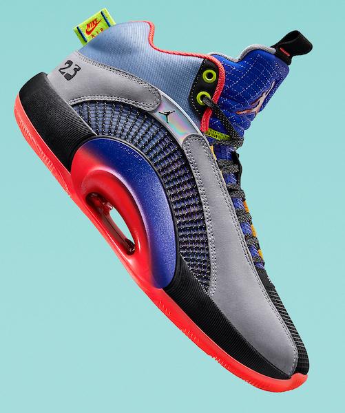Evolution of the Nike Air Jordan Shoe Series: 1984-2020 39