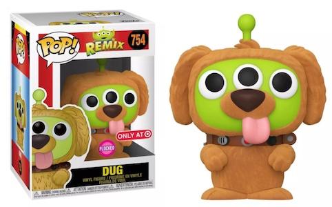 Ultimate Funko Pop Alien Remix Pixar Figures Gallery and Checklist 9