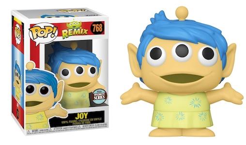 Ultimate Funko Pop Alien Remix Pixar Figures Gallery and Checklist 23