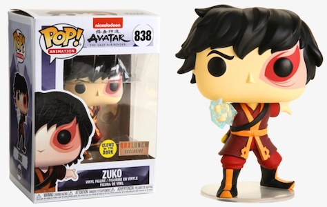 Ultimate Funko Pop Avatar The Last Airbender Figures Gallery and Checklist 14