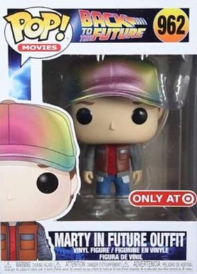 Ultimate Funko Pop Back to the Future Figures Gallery and Checklist 17