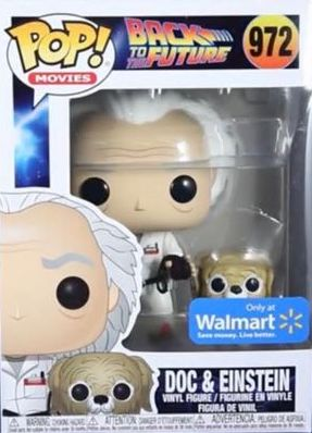 Ultimate Funko Pop Back to the Future Figures Gallery and Checklist 20