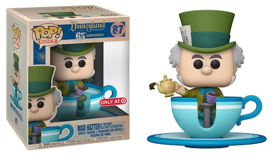 Ultimate Funko Pop Disney Parks Exclusive Figures Checklist and Gallery 70