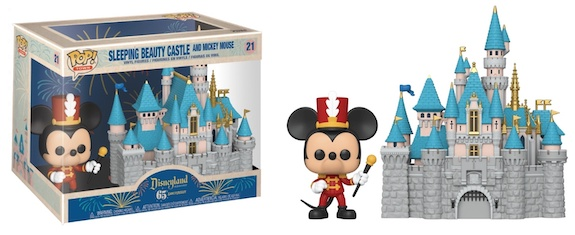 Ultimate Funko Pop Disney Parks Exclusive Figures Checklist and Gallery 76