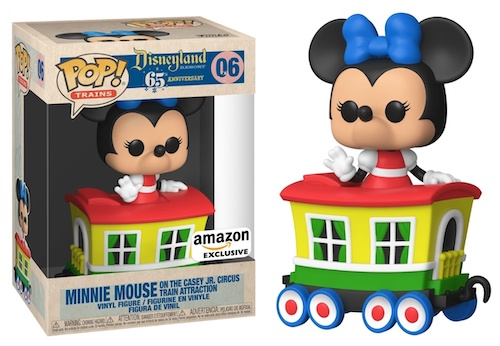 Ultimate Funko Pop Disney Parks Exclusive Figures Checklist and Gallery 81