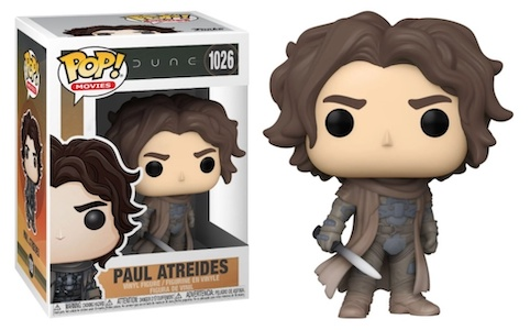 Ultimate Funko Pop Dune Figures Gallery and Checklist 4