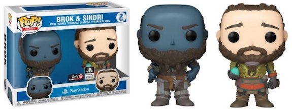 Ultimate Funko Pop God of War Figures Gallery and Checklist 10