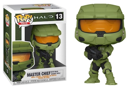 Ultimate Funko Pop Halo Figures Gallery and Checklist 20
