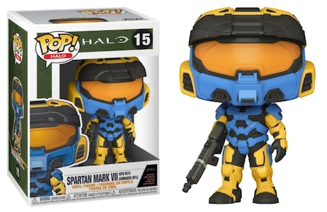 Ultimate Funko Pop Halo Figures Gallery and Checklist 22