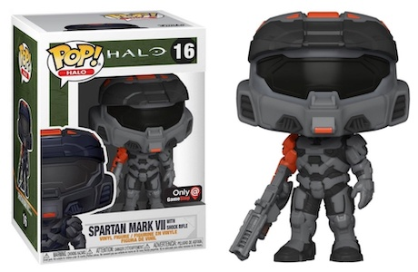 Ultimate Funko Pop Halo Figures Gallery and Checklist 23
