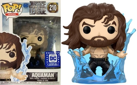 Ultimate Funko Pop Justice League Movie Figures Gallery and Checklist - Zack Snyder 14