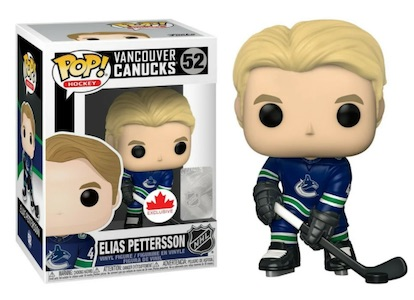 Ultimate Funko Pop NHL Hockey Figures Checklist and Gallery 66