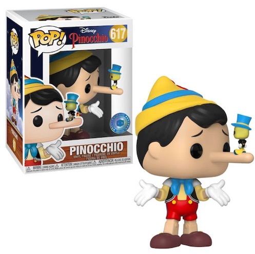 Ultimate Funko Pop Pinocchio Figures Checklist and Gallery 3