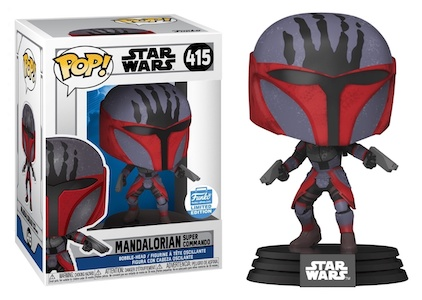 Ultimate Funko Pop Star Wars Figures Checklist and Gallery 486