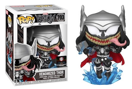Ultimate Funko Pop Venom Figures Gallery and Checklist 70
