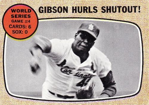 Top 10 Bob Gibson Baseball Cards 4