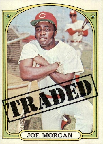 Top 10 Joe Morgan Baseball Cards 8
