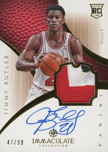 Jimmy Butler Rookie Card Guide and Checklist 3