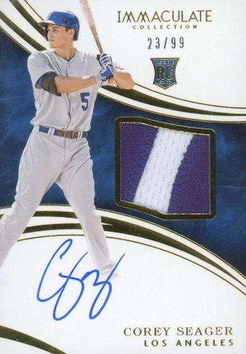 Top Corey Seager Rookie Cards and Prospect Cards 30