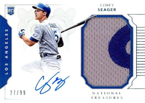 Top Corey Seager Rookie Cards and Prospect Cards 31