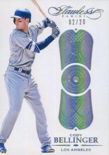Top Cody Bellinger Rookie Cards and Key Prospect Cards 11