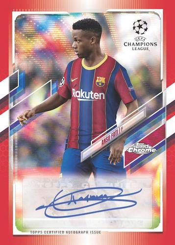 2020 21 topps chrome uefa champions league checklist set info date 2020 21 topps chrome uefa champions