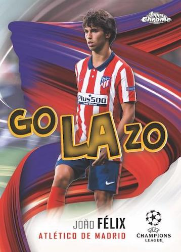 2020-21 Topps Chrome UEFA Champions League Soccer Cards 5