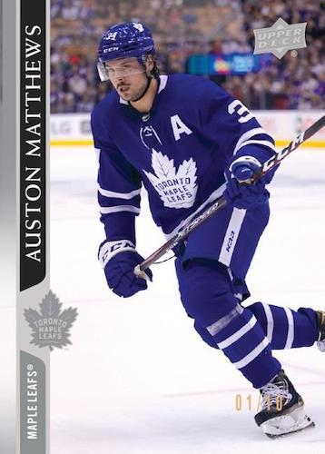 2020-21 Upper Deck Series 2 Hockey Cards 1