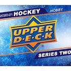 2020-21 Upper Deck Series 2 Hockey Cards