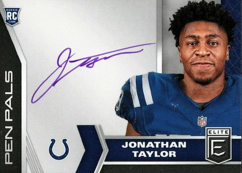 Top 2020 NFL Rookies Guide and Football Rookie Card Hot List 8