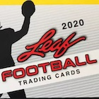 2020 Leaf Football Retail Trading Cards