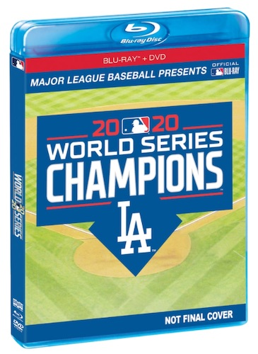 2020 Los Angeles Dodgers World Series Champions Memorabilia Guide 9