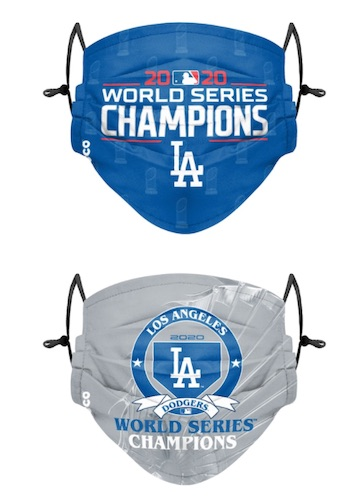 2020 Los Angeles Dodgers World Series Champions Memorabilia Guide 8