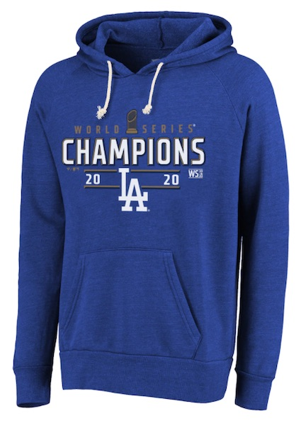 2020 Los Angeles Dodgers World Series Champions Memorabilia Guide 3