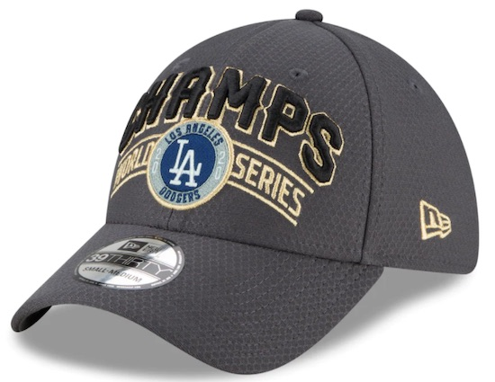 2020 Los Angeles Dodgers World Series Champions Memorabilia Guide 2