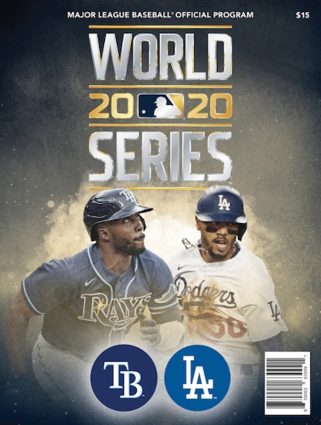 2020 Los Angeles Dodgers World Series Champions Memorabilia Guide 12